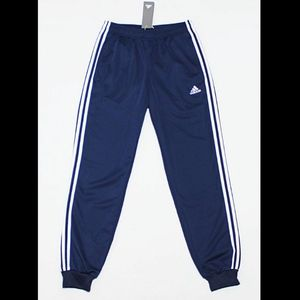 ADIDAS Men's Tricot Navy Cuffed Pants Joggers XL